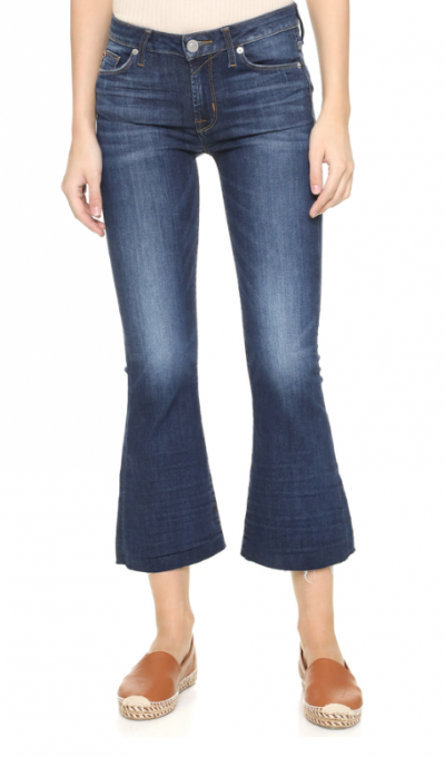 Cropped Flare Jeans Hudson Mia 168 28