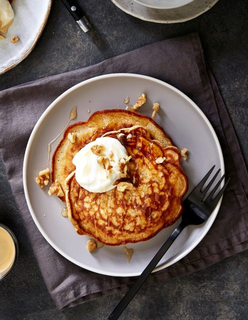 See Need Want Eat Breakfast Healthy Sticky Date Pancakes