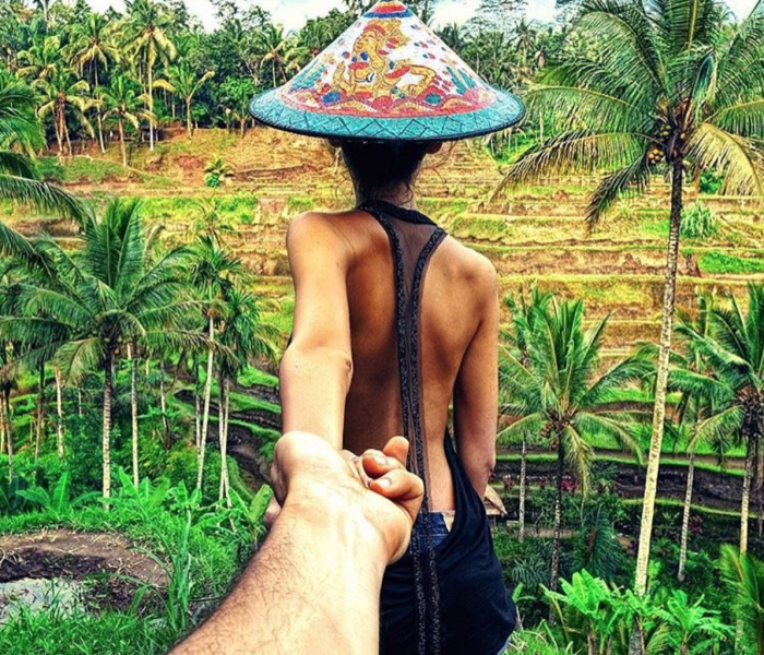 Instagram Travel Inpiration Bali