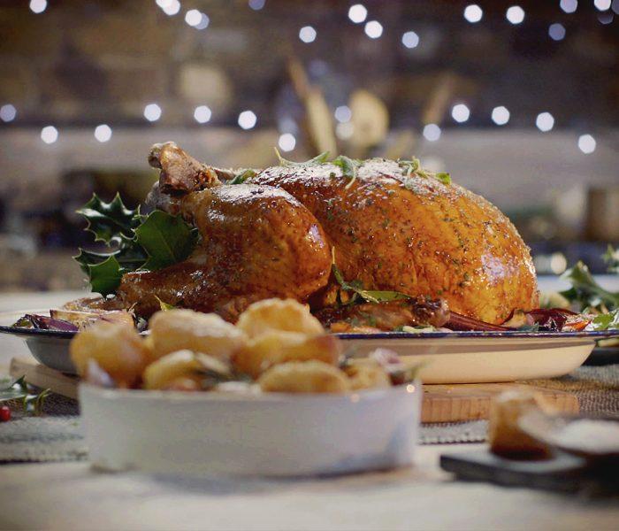 Lurpak Christmas Turkey