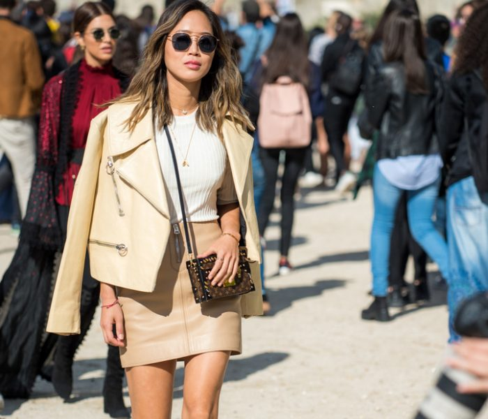 Paris Fashion Week Street Style Trends Snakeskin 2 Copy Copy