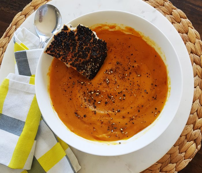 Roast Vegetable Soup