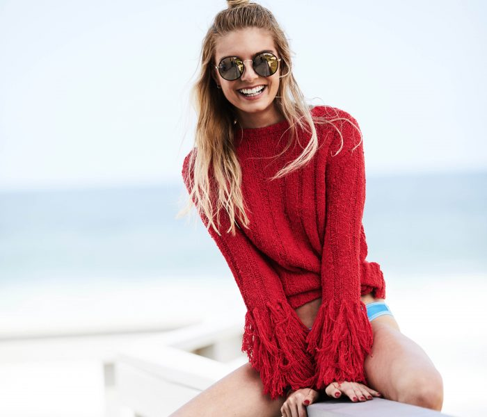 See Need Want Fashion Summer Street Style Trends Colour Bold Knits 6 T Copy