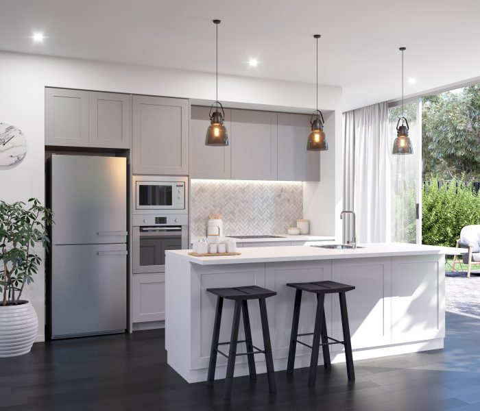 See Need Want Interiors The Blue Space Bordeaux Kitchen Renovation