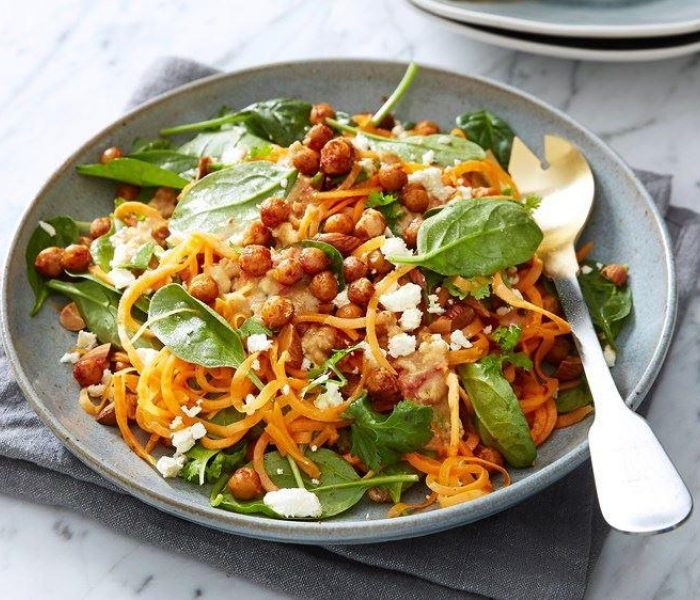 See Need Want Recipe Rachael Finch Sweet Potato Noodle Salad