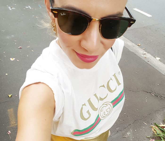 See Need Want Trend Alert Logo Tees Gucci Stylist Personal Style Fashion Blogger 3 Home