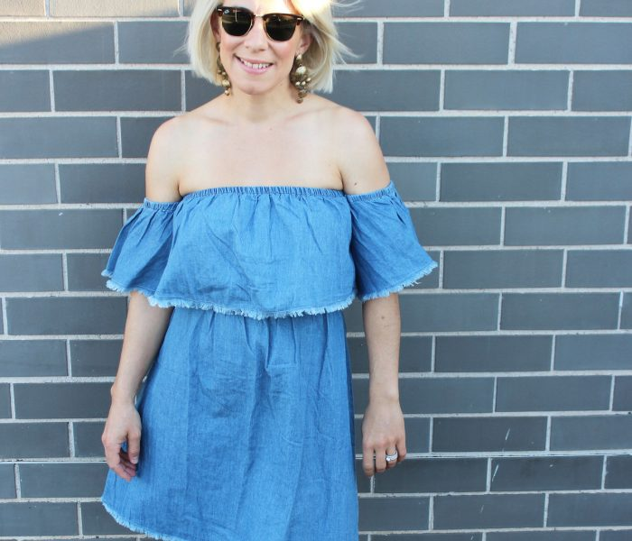 See Need Want Update Your Style Denim Dress