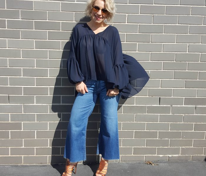 Spring Summer Trends How To Wear Cropped Denim Jeans