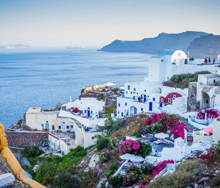 Money Saving Travel Hacks Oia Greece Best Time To Fly