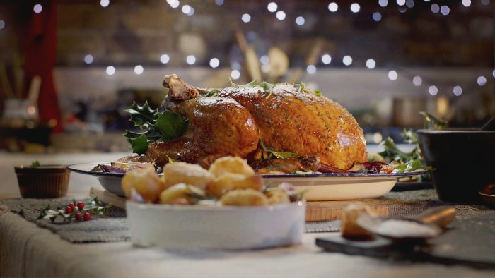 Lurpak Christmas Turkey