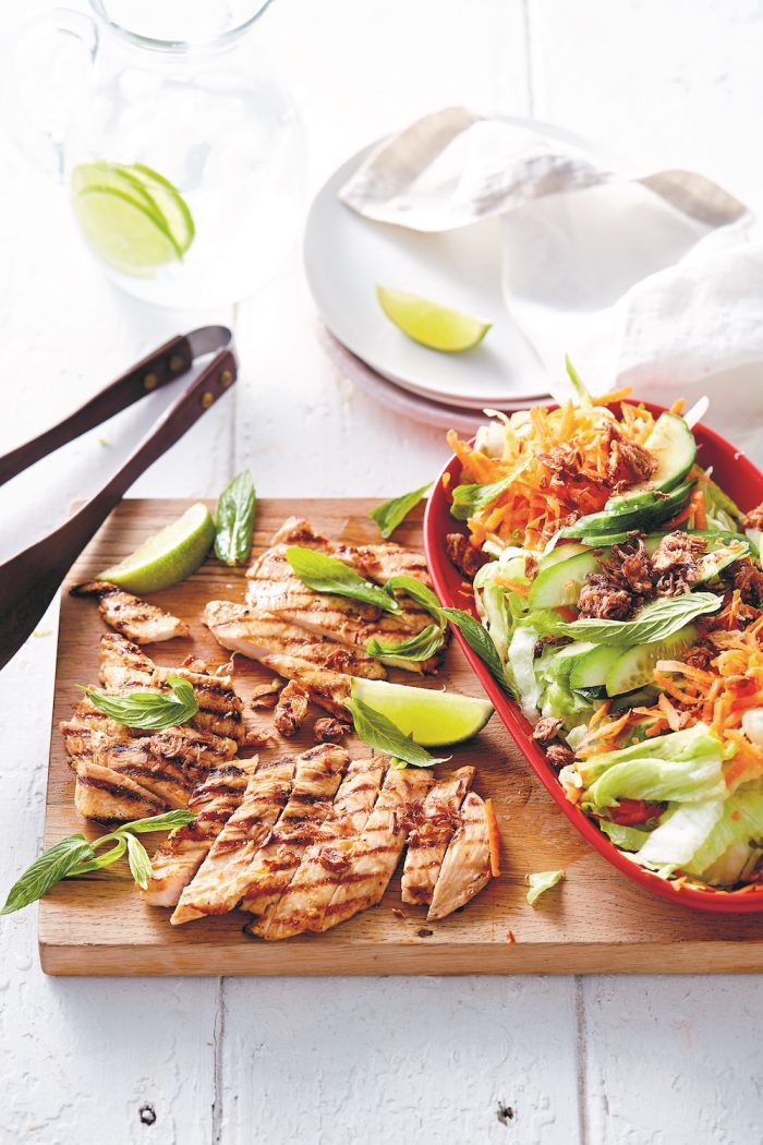 See Need Want Eat Recipe Healthy Chicken Lemongrass Tim Robards Chick Lemongrass Chick