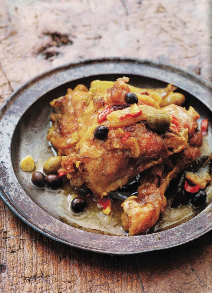 See Need Want Mood Boosting Foods Chicken And Olive Tagine Recipe