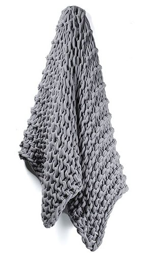 See Need Want Christmas Gift Guide Rebecca Judd Loves Chunky Knit Throw