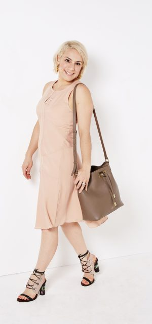 See Need Want Stylist Edit Sambag Jessie Silk Dress 1