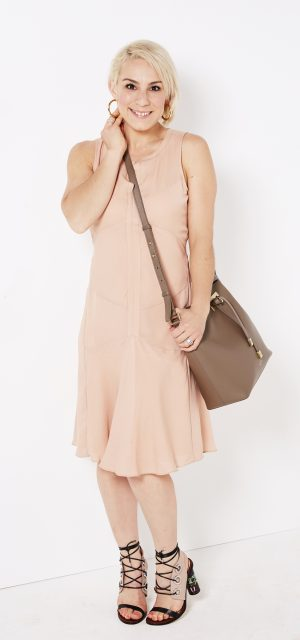See Need Want Stylist Edit Sambag Jessie Silk Dress 2