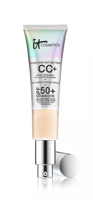 Makeup For Anti Redness Flawless Skin Itcosmetics Your Skin But Better Cc Cream