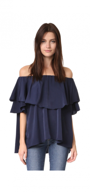 Mlm Label Maison Off The Shoulder Top