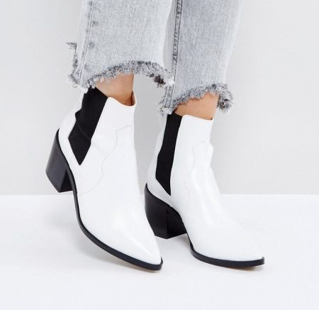 See Need Want Fashion Best Winter Boots Asos White Boots
