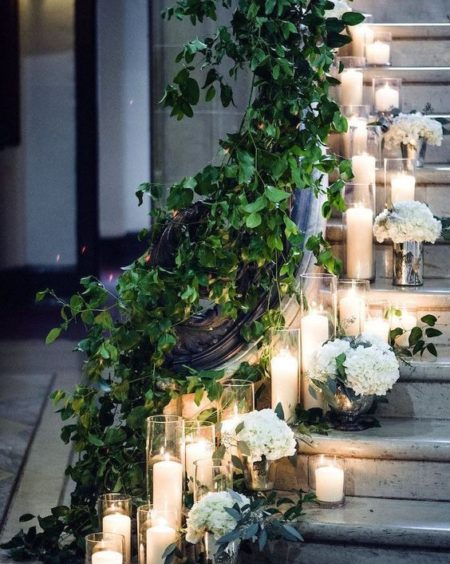 Metallic Wedding Styling Ideas 6