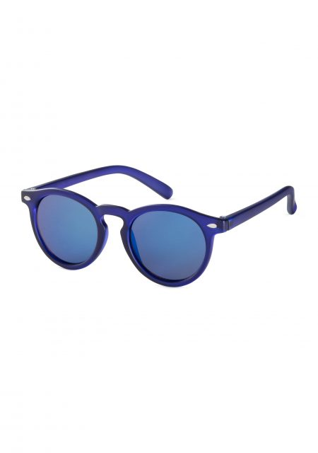 Hm Boys Retro Sunglasses Blue Kids
