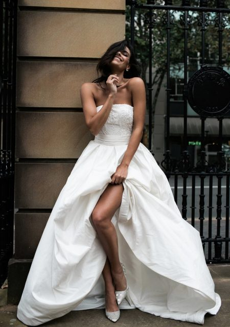 See Need Want Bridal Moira Hughes Wedding Gown 10