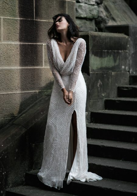 See Need Want Bridal Moira Hughes Wedding Gown 5