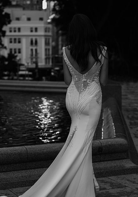 See Need Want Bridal Moira Hughes Wedding Gown 9