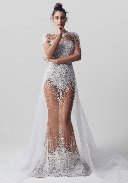 See Need Want Conilo Bridal Wedding Dress The Monroe