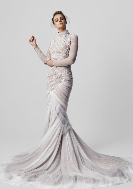 See Need Want Conilo Bridal Wedding Dress The Vivienne