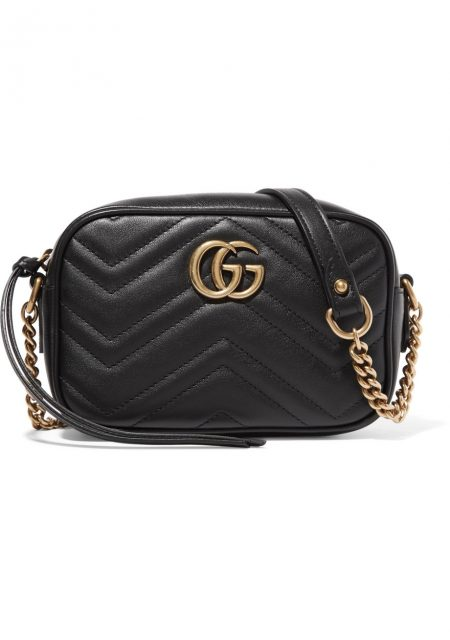 See Need Want Fashion Autumn Must Have Gucci Marmot Camera Bag