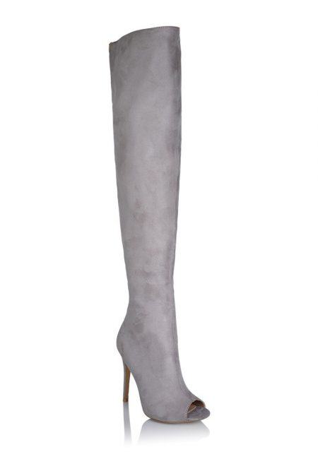 See Need Want Fashion Autumn Must Have Over The Knee Boots Meshki
