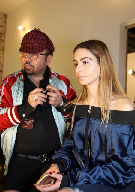 See Need Want Fashion Nyfw Christopher Esber Lianna Napoleon Perdis Backstage Makeup 2