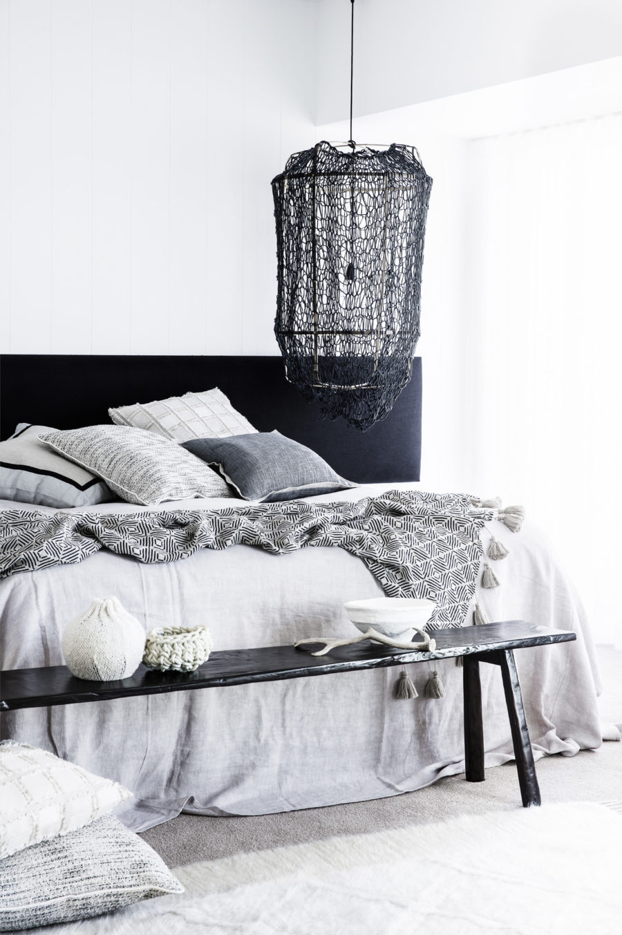 Bedroom Styling Trends Monochrome Eadie Lifestyle