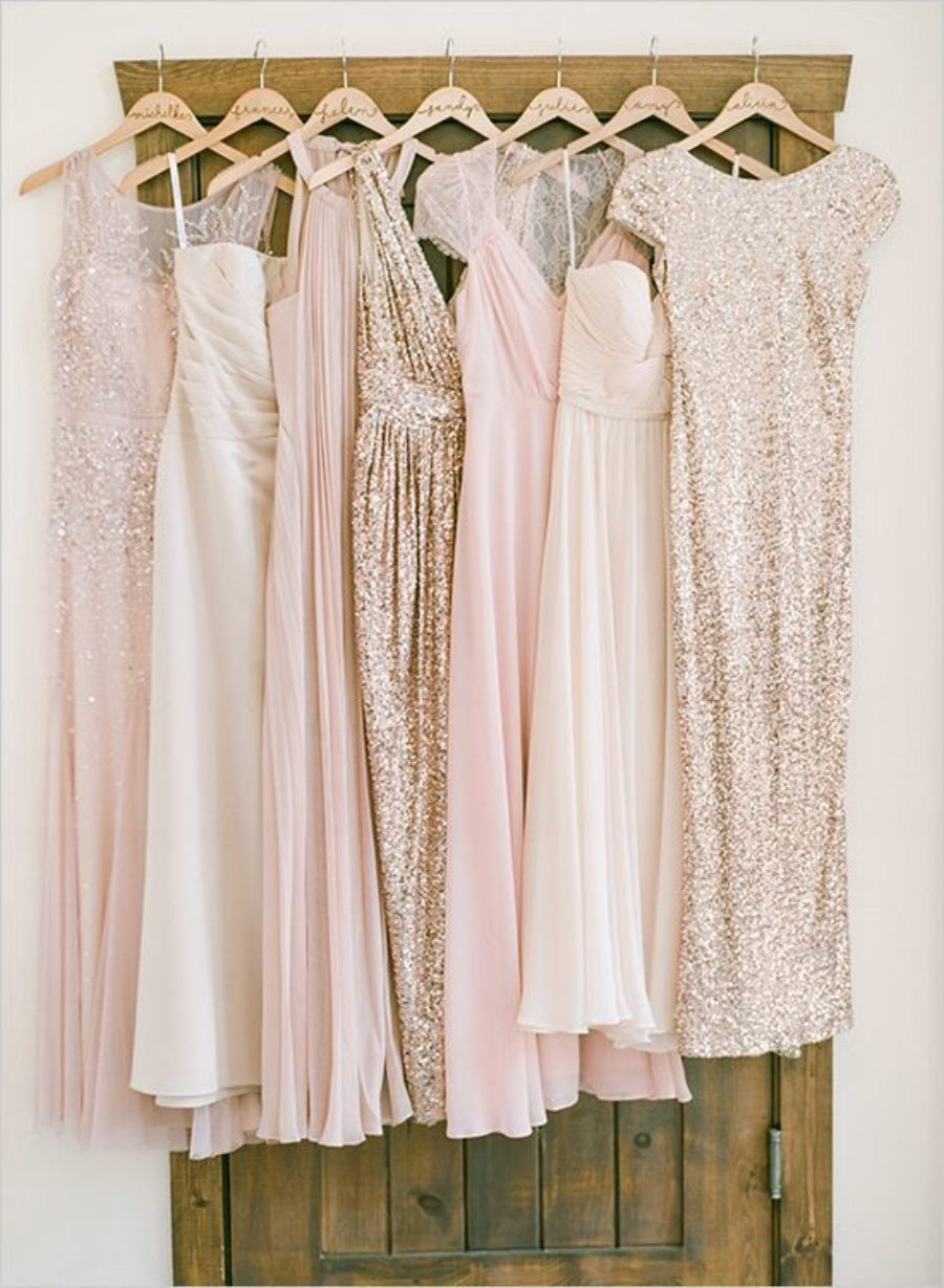 Metallic Wedding Styling Ideas 10