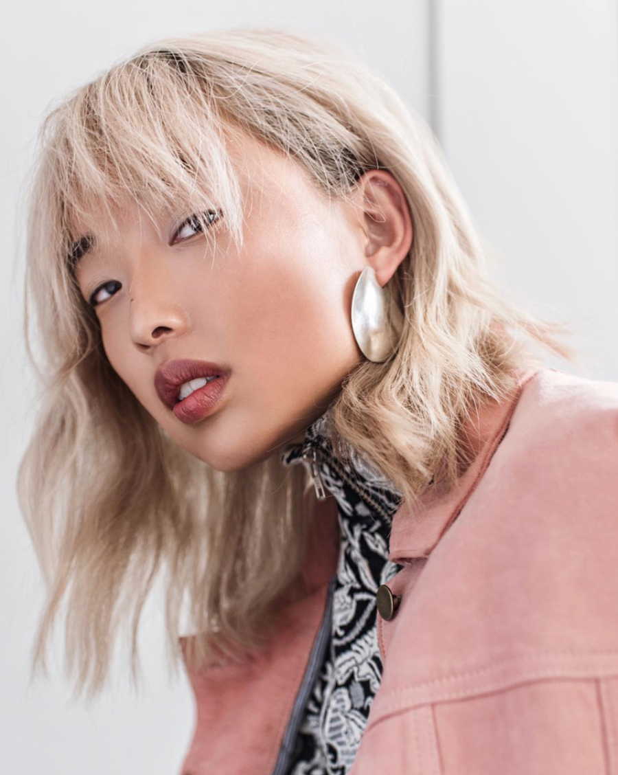 See Need Want Beauty Blonde Hair Colour Trends Margaret Zhang