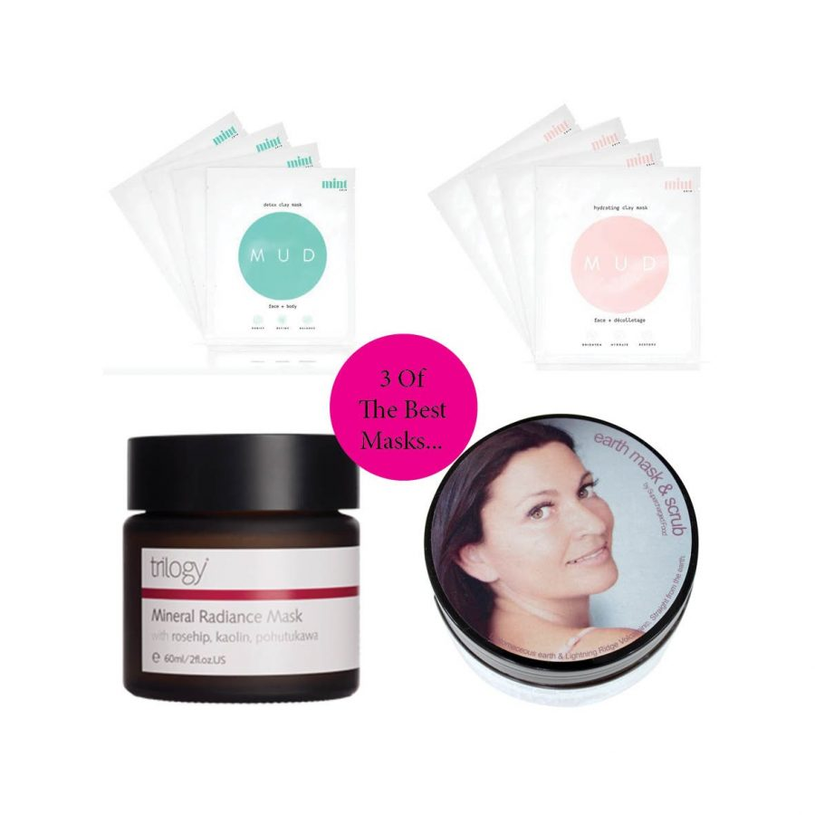See Need Want Beauty Skincare Antiageing Masks