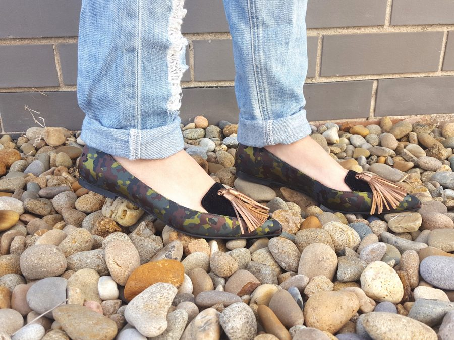 See Need Want Customisation Shoes Of Prey Flats