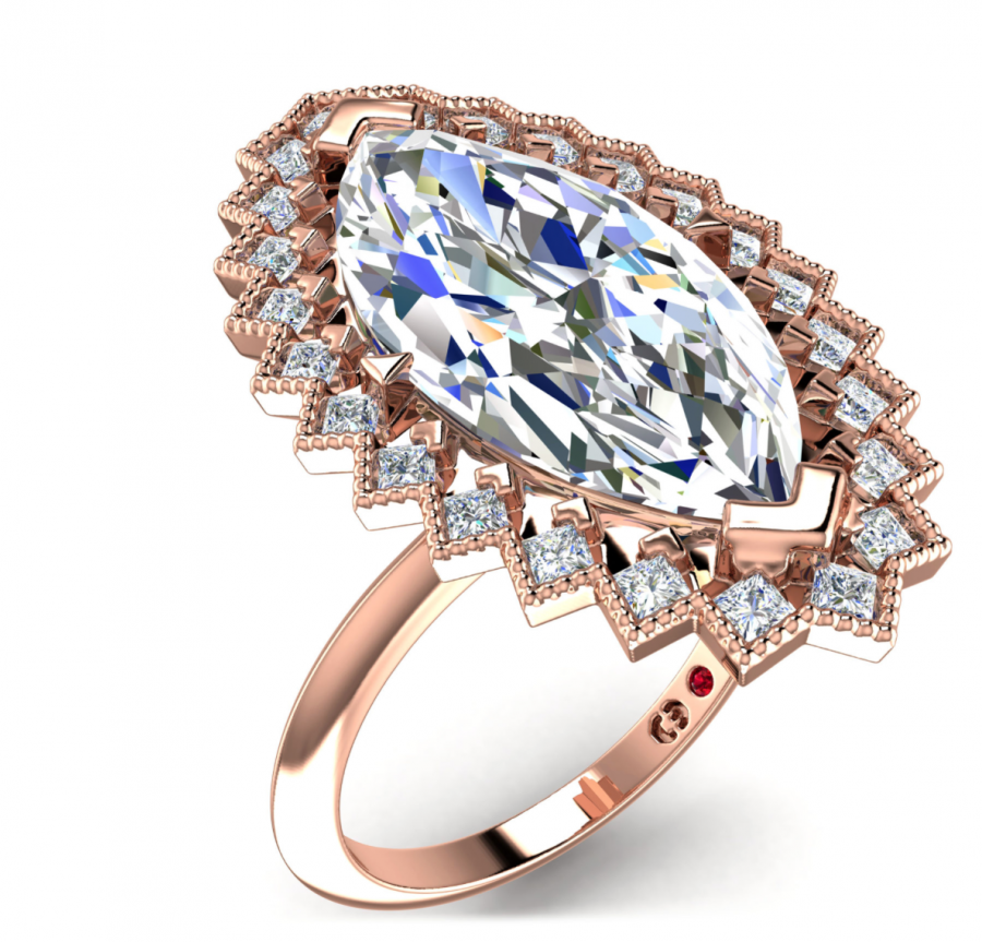 See Need Want Engagment Ring Trends Marquise