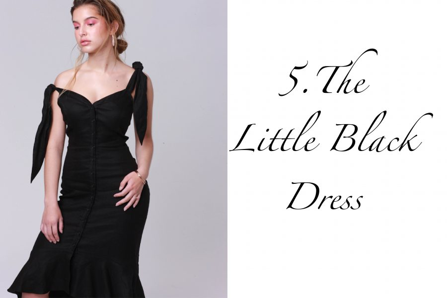 See Need Want Fashion Classic Beauty The Little Black Dress