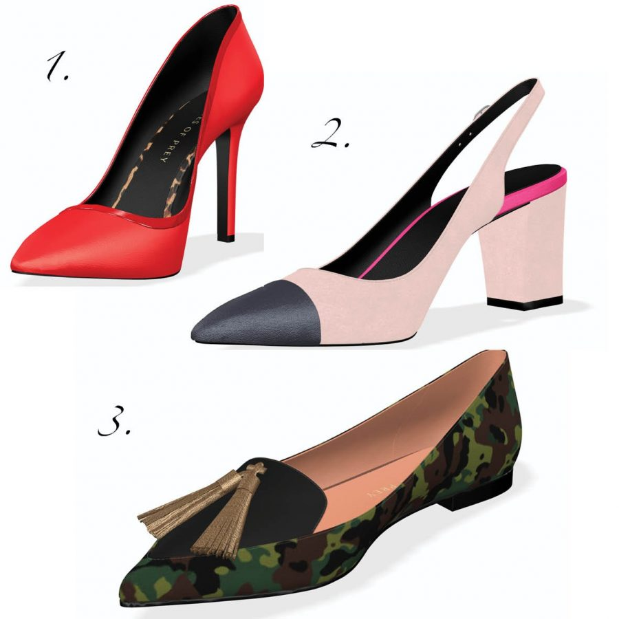 See Need Want Fashion Customisation Design Your Own Shoes Of Prey