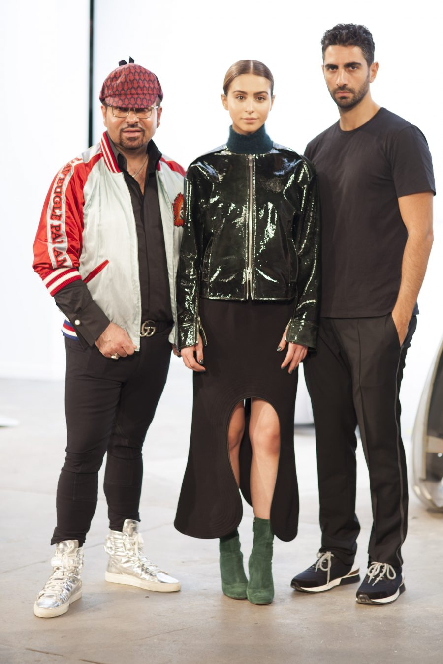 See Need Want Fashion Nyfw Christopher Esber Lianna Napoleon Perdis Backstage