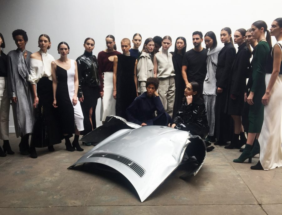 See Need Want Fashion Nyfw Christopher Esber Lianna Perdis Runway Finale