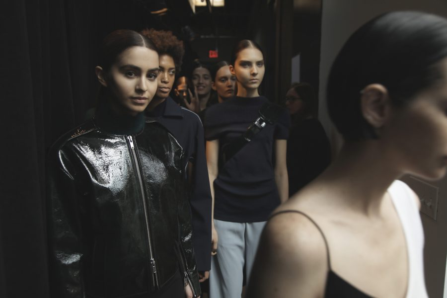 See Need Want Fashion Nyfw Christopher Esber Napoleon Lianna Perdis Beauty Trends Backstage