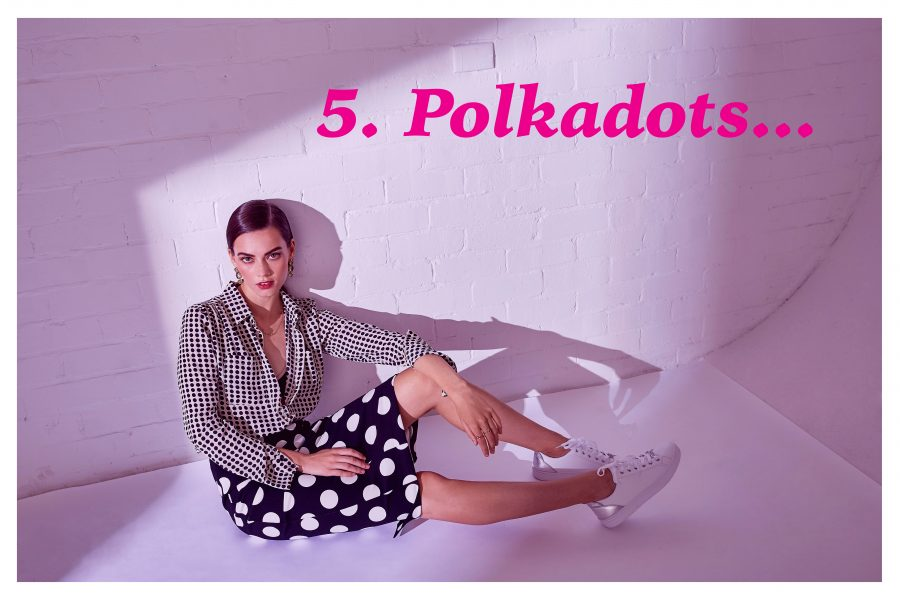 See Need Want Fashion New Trends Polkadots 1