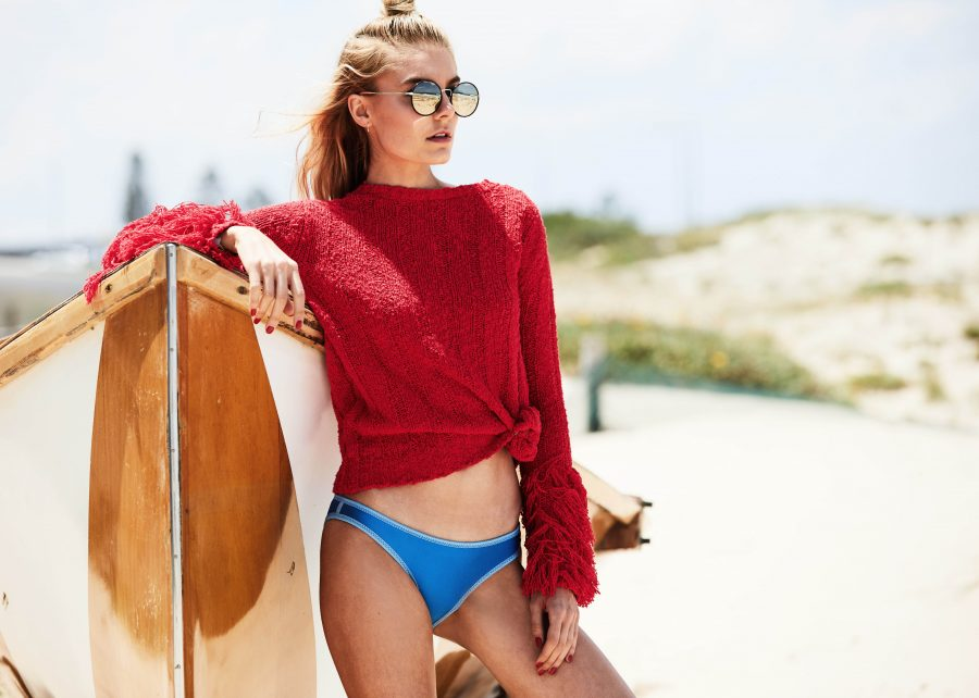 See Need Want Fashion Summer Street Style Trends Colour Bold Knits 1  T