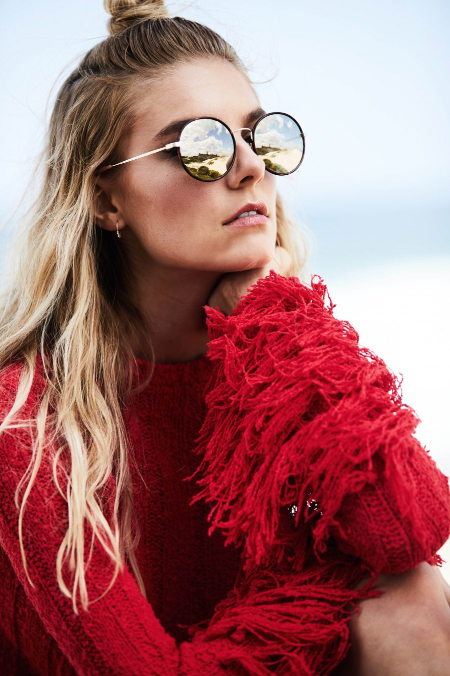 See Need Want Fashion Summer Street Style Trends Colour Bold Knits 8  T