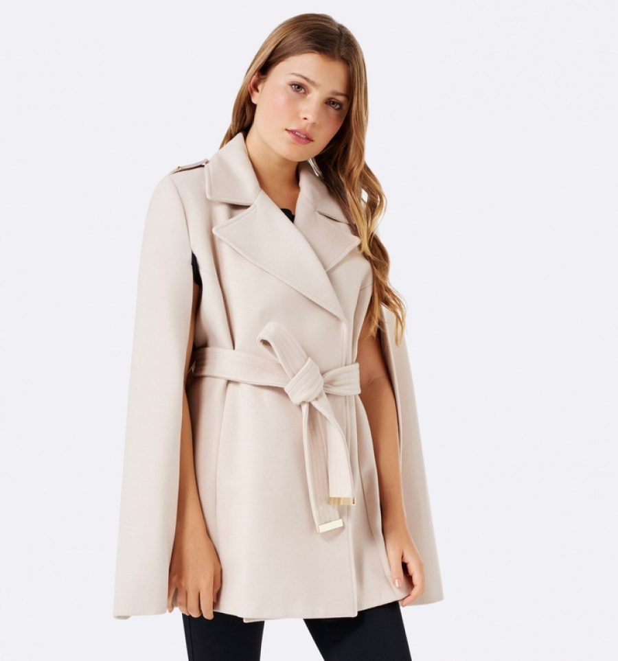See Need Want Fashion Trend Cape Coat Forever New