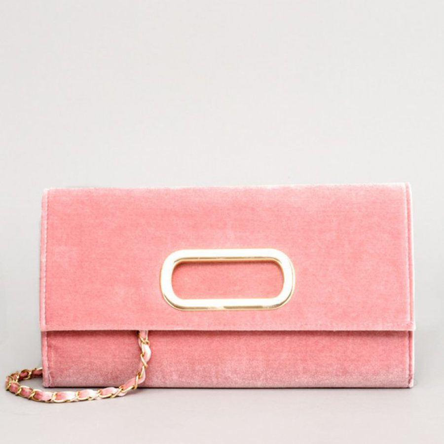 See Need Want Fashion Trend Velvet Clutch Colette Copy