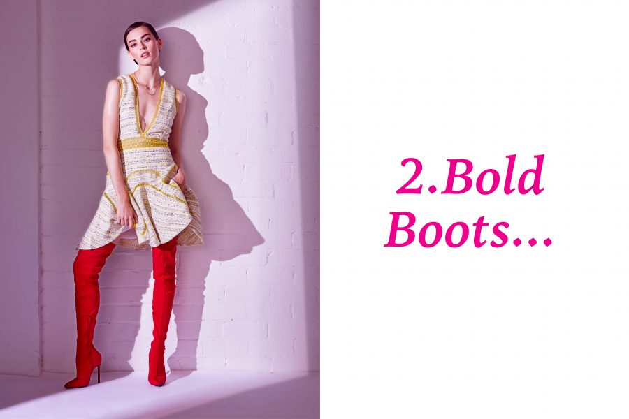 See Need Want Fashion Trends Bold Boots 1