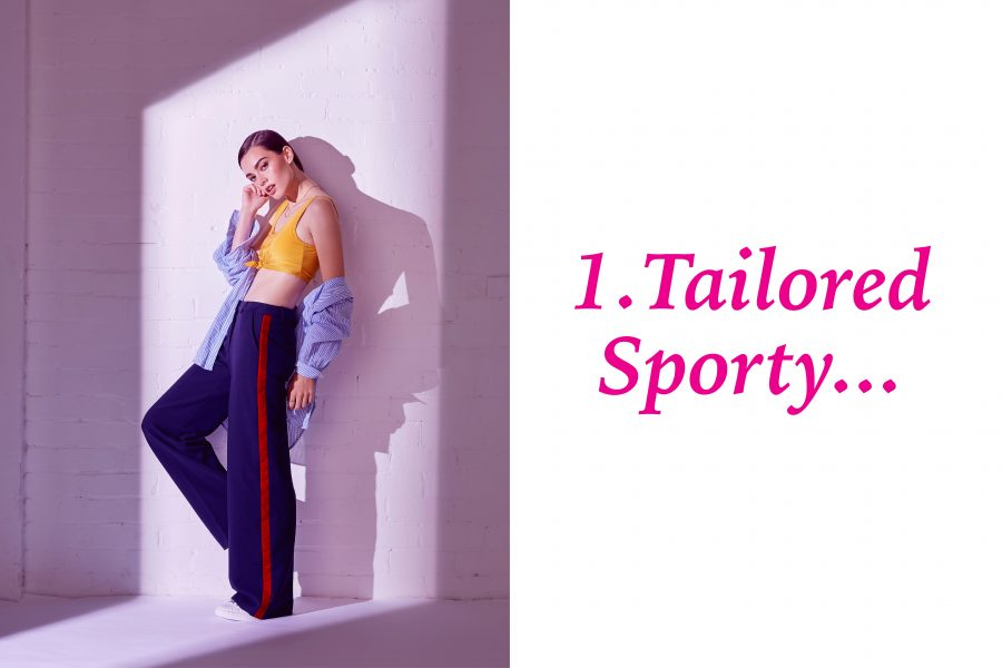 See Need Want Fashion Trends Sporty